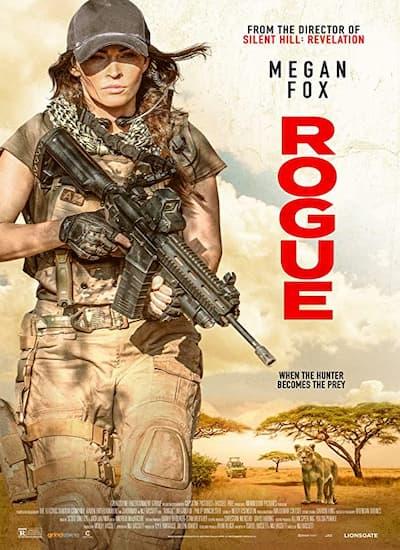 دانلود فیلم یاغی Rogue 2020 با زیرنویس فارسی
