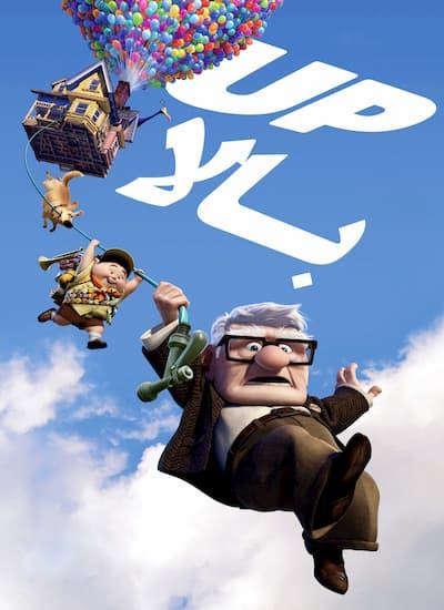 دانلود رایگان انیمیشن سینمایی بالا با دوبله فارسی Up 2009