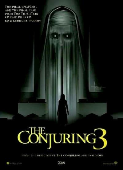 دانلود فیلم احضار روح The Conjuring 3 2020