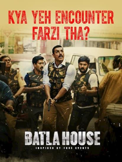 دانلود فیلم هندی Batla House 2019 خانه بتلا دوبله فارسی