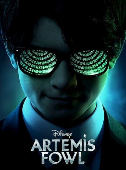 فیلم آرتمیس فاول Artemis Fowl همراه با دوبله فارسی
