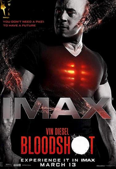 فیلم بلادشات Bloodshot 2020 همراه با دوبله فارسی