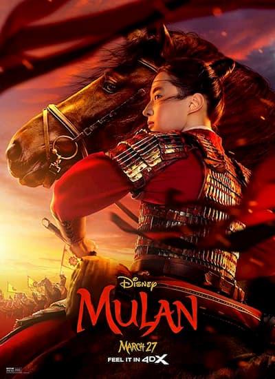 دانلود فیلم مولان Mulan 2020 با دوبله ی فارسی