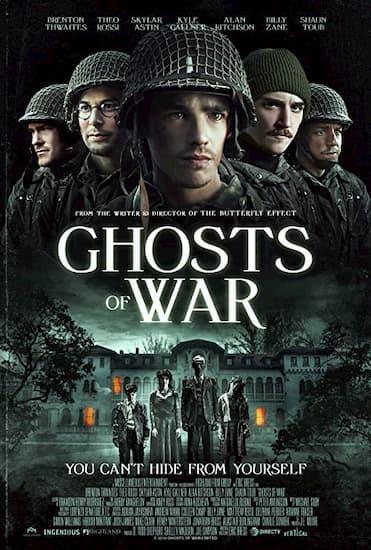 فیلم ارواح جنگ Ghosts of War 2020 بهمراه زیرنویس چسبیده