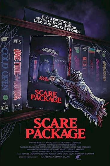 دانلود فیلم بسته ترس Scare Package 2019 با زیرنویس فارسی