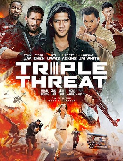 فیلم تهدید سه گانه+farsifilm.ir