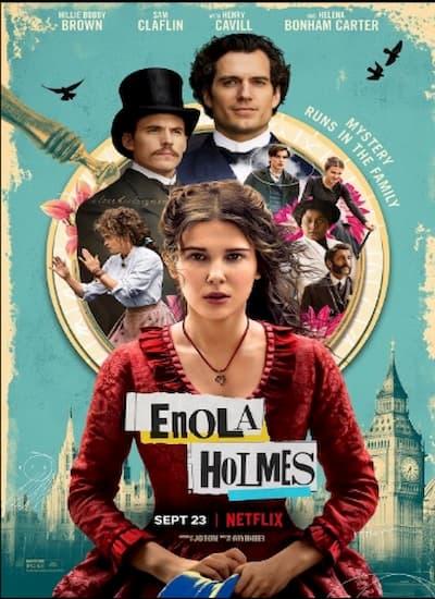 دانلود فیلم انولا هولمز Enola Holmes 2020