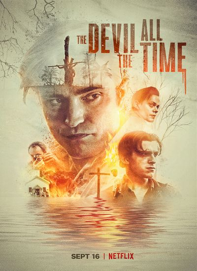 دانلود فیلم The Devil All the Time 2020 با دوبله