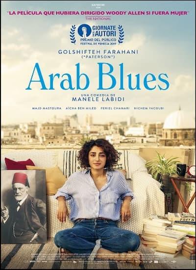 دانلود فیلم نغمه های عرب Arab Blues 2019 با زیرنویس فارسی چسبیده