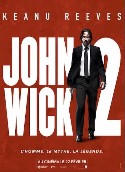 دانلود فیلم جان ویک 2 John Wick Chapter دوبله فارسی