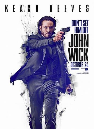 دانلود فیلم جان ویک 1 John Wick 2014 با دوبله فارسی