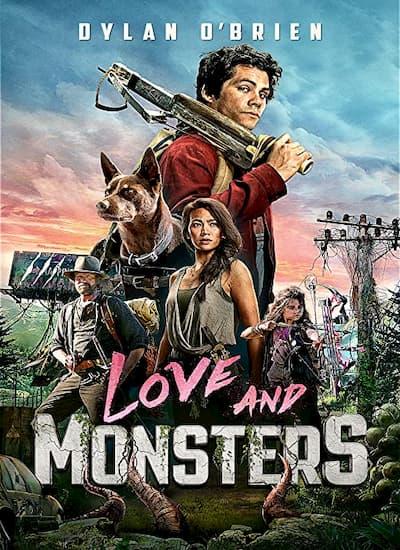 فیلم عشق و هیولاها