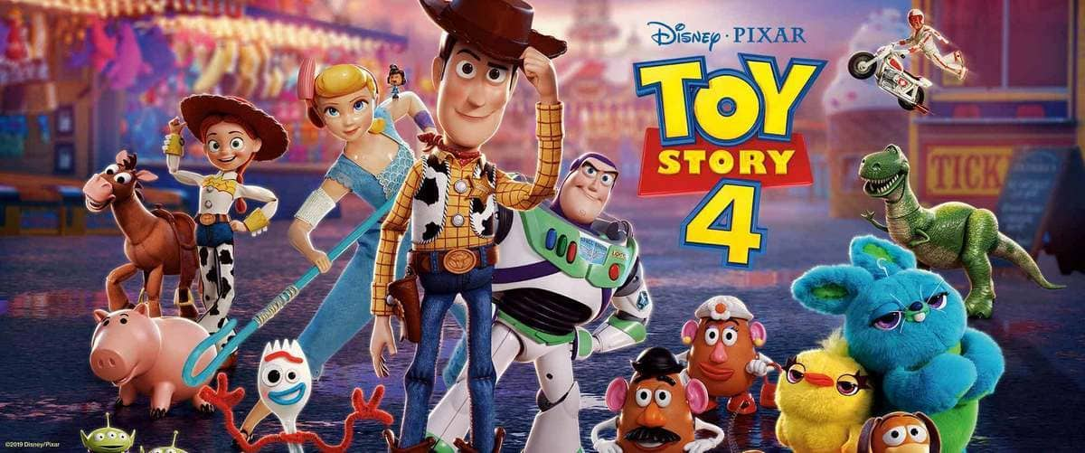 دانلود فیلم Toy Story 4