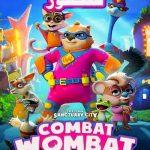 انیمیشن وامبت قهرمان Combat Wombat 2020 دوبله فارسی