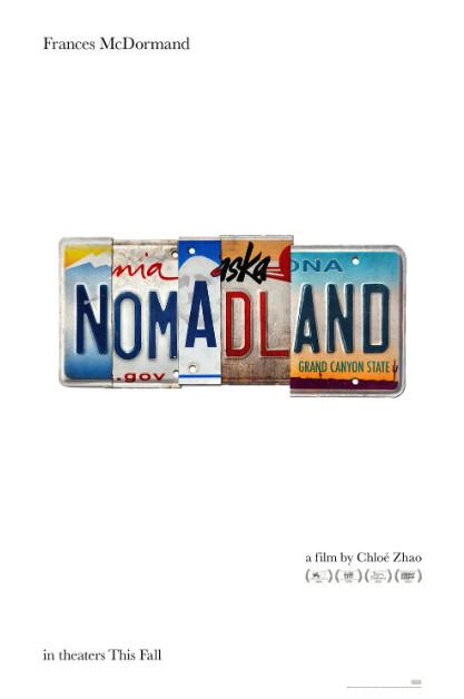 دانلود فیلم عشایر Nomadland 2020 با دوبله فارسی