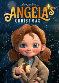 دانلود انیمیشن آرزوی کریسمس آنجلا Angela's Christmas Wish 2020