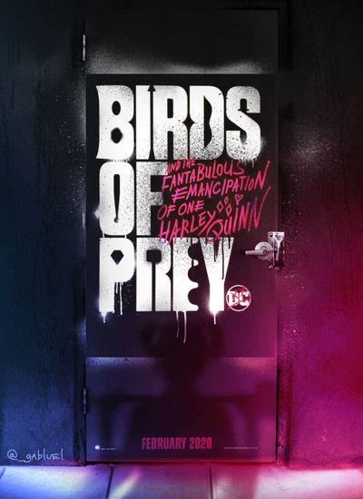 دانلود فیلم پرندگان شکاری Birds of Prey 2020 با دوبله فارسی