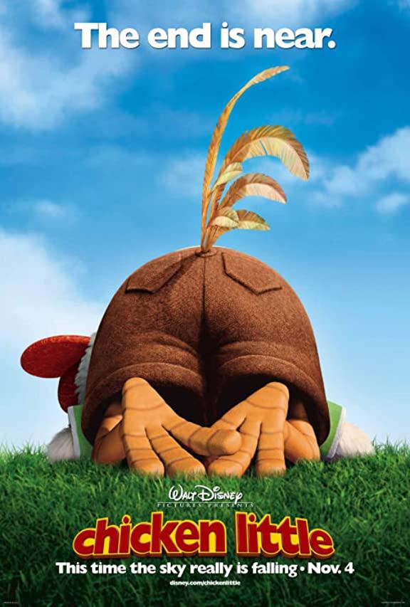 دانلود رایگان فیلم Chicken Little