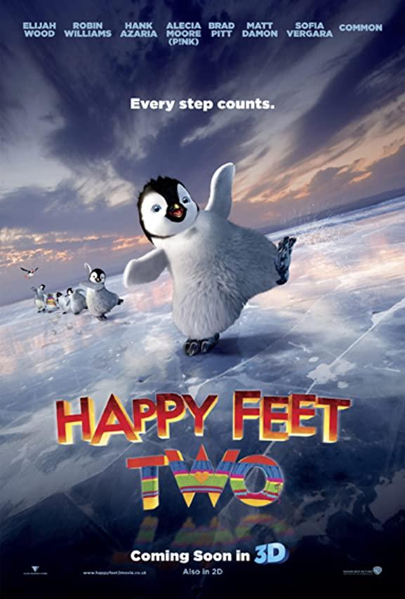 دانلود رایگان فیلم Happy Feet Two