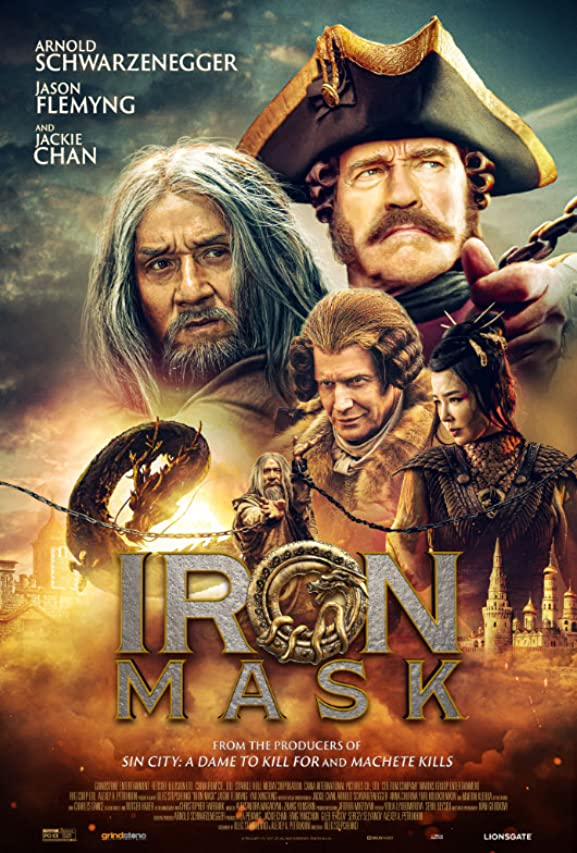 دانلود رایگان فیلم Journey to China: The Mystery of Iron Mask
