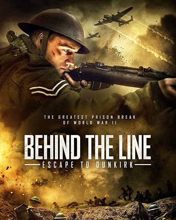 دانلود رایگان فیلم Behind the Line: Escape to Dunkirk