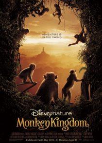 دانلود مستند Monkey Kingdom 2015