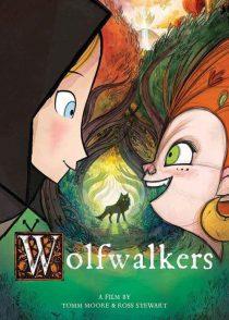 دانلود انیمیشن ولف واکرز Wolfwalkers 2020