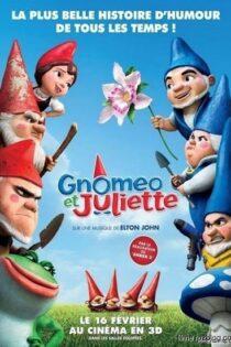 دانلود انیمیشن Gnomeo & Juliet 2011 با دوبله فارسی