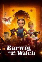 دانلود انیمیشن ارویگ و جادوگر Earwig and the Witch 2021 با دوبله فارسی