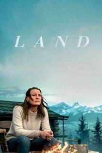 دانلود رایگان فیلم سرزمین Land 2021 با دوبله فارسی